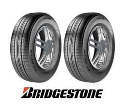 02 pneus Bridgestone 195/60 R15 88V