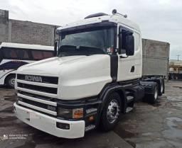 Scania 124. 360. 1999 6x2.  Financia