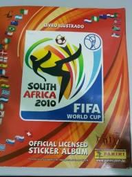 Álbum da copa 2010 Africa do Sul Completo