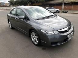 Honda Civic LXS 09/09 - Automático 85.000 km rodados - 2009