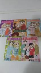Manga Ultramaniac - coleção completa 1 a 5