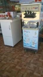 Vendo maquina de sorvete