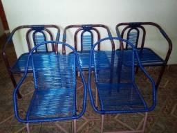 Cadeiras de patio