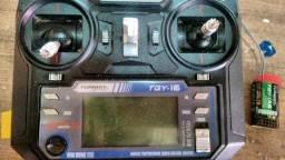 Radio control aeromodelo