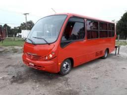 Vendo micro ônibus MB thunder lo neobus - 2001