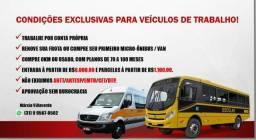 Micro-onibus/ Van