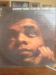 """LP Johnny Nash """"I can see clearly now"""" 1972 disco vinil"""