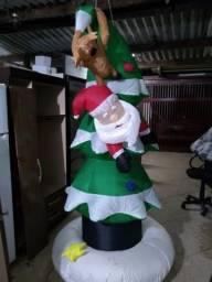 Papai Noel Inflável $$200