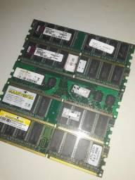 Memoria DDR 400 1 gb