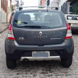 Sandero Stepway 1.6 16V 2012 Manual - 2012