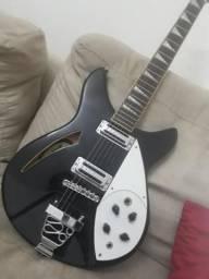 Guitarra Waldman Modelo Rickenbacker (Beatles)