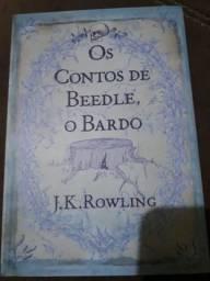 Livro Os Contos de Beedle,o Bardo