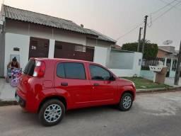 Vendo carro uno Vivace - 2014