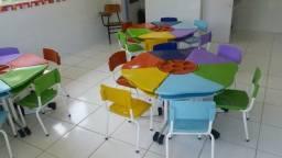 Moveis escolares e escritório infantil e adulto