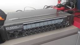 Kit Interface de Áudio Phonic até 18 canais Firefly 808 USB