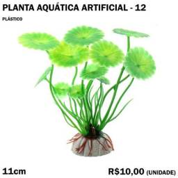 Título do anúncio: Planta Aquática Artificial Modelo 12