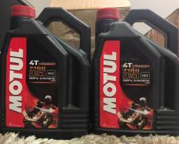 Vende-se óleo Motul