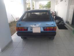 Vendo Troco Gol 1991 azul, 1.6, álcool motor CHT.