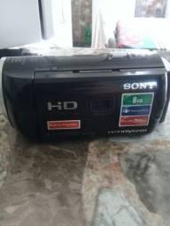 Filmadora Handycam 8.9 mega pixels  no Japão