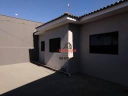 Casa com 3 dormitórios à venda, 70 m² por R$ 265.000,00 - Jardim Novo Bongiovani - Preside