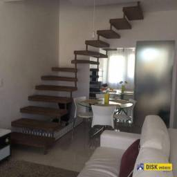 Sobrado com 2 dormitórios à venda por R$ 350.000,00 - Nova Petrópolis - São Bernardo do Ca