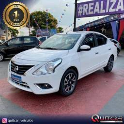 VERSA 2017/2017 1.6 16V FLEXSTART UNIQUE 4P XTRONIC