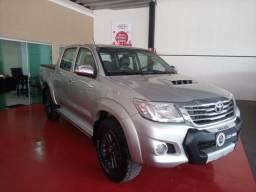 Toyota hilux 2012 3.0 srv 4x4 cd 16v turbo intercooler diesel 4p automÁtico