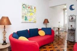 Apartamento 2 Quartos para Locação em Rio de Janeiro, Ipanema, 2 dormitórios, 2 banheiros,