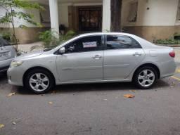 Parcelado Corolla XEI 2009 automático 20+8prest