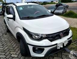 Fiat Mobi 1.0 2018 Financie com entrada minima de $800