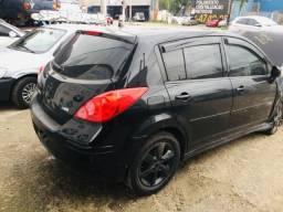 Nissan Tiida 2011 2012 1.8 16v Para Retirada De Peças