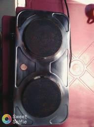 Fogão elétrico de mesa portátil