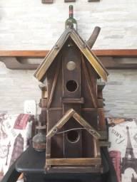 Casinhas de passarinho estilizadas!