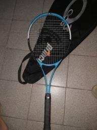 Raquete de tênis da adams power 507