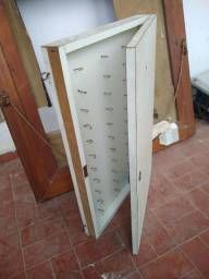 Caixa para Guardar Chaves de madeira