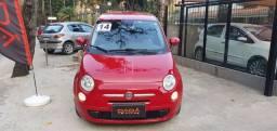 Fiat 500 2014 unica dona cambio manual