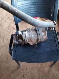 Bomba hidráulica motor eletrônico do ônibus