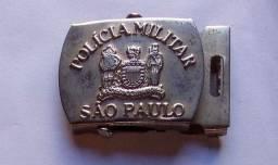 Itens antigos da polícia