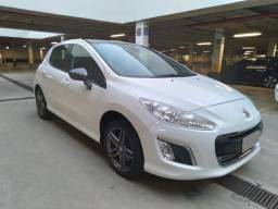 Peugeot 308 2014 Griffe THP Automático Top B.Couro Teto Panorâmico Particular