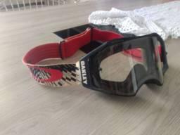 Óculos motocross goggle Oakley Air Brake