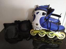 Roller + kit de proteção