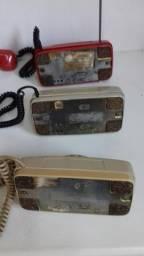 Telefones Tijolinho antigo