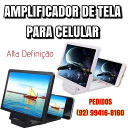 Amplificador de Tela de Celular