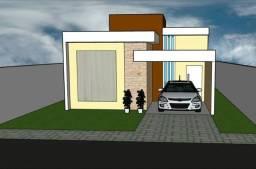 Projeto arquitetônico - moderno e de baixo custo
