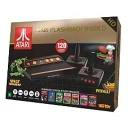Título do anúncio: Atari Flashback 9 Gold