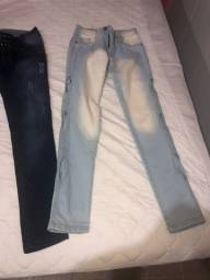 Título do anúncio: Calça jeans !!