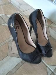 Título do anúncio: Sapato carmen steffens original n34 estado novo valor R$70