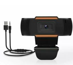 Webcam Alta Resolução 1080p/720p + Microfone Embutido Em Promoção