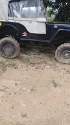 Título do anúncio: Jeep 1948 willys cj2 4 X 4