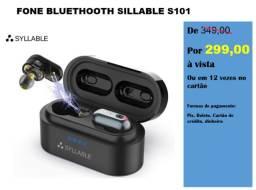 fone bluethooth syllable s101